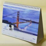 Nastolnye kalendari v Minske
