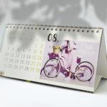 Настольные календари на заказ 2