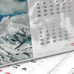 Настольные календари на заказ 6